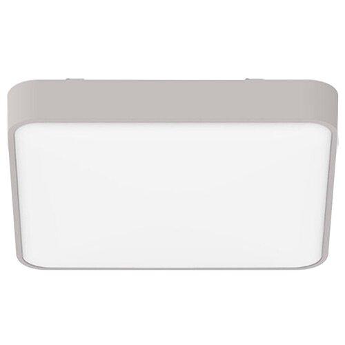 Светильник светодиодный Yeelight Yeelight LED Ceiling Lamp Plus grey (YLXD10YL), LED, 45 Вт светильник светодиодный yeelight yeelight led crystal ceiling lamp ylxd07yl led 35 вт