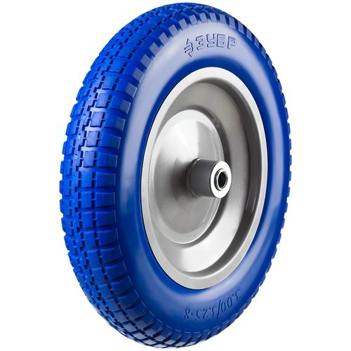 Фото - Колесо для тачки ЗУБР 39912-1 350 мм колесо для тачки зубр 380х16мм полиуретановое 39912 2