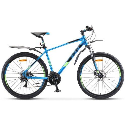 Горный (MTB) велосипед STELS Navigator 645 D 26 V020 (2020) синий 16 (требует финальной сборки)