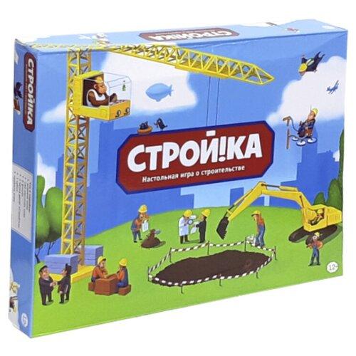 Купить Настольная игра Стройка / Очень русская игра, для всей семьи или дружной компании, Oubaoloon, Настольные игры