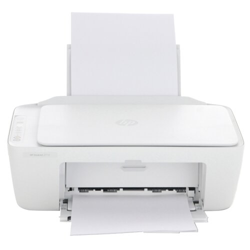 Фото - МФУ HP DeskJet 2710, белый мфу hp deskjet 2720 белый