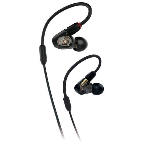 Наушники Audio-Technica ATH-E50, black наушники audio technica ath e50 черный