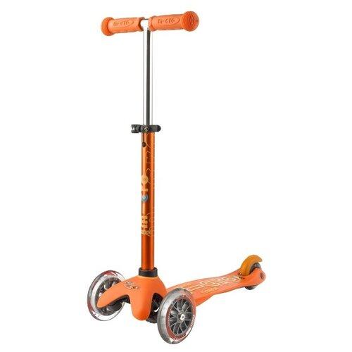 Детский кикборд Micro Mini Micro Deluxe, orange
