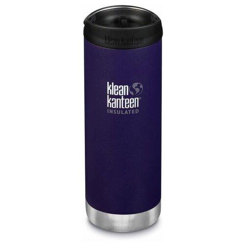 Термокружка Klean Kanteen TKWide Cafe Cap 16oz, 0.473 л kalamata