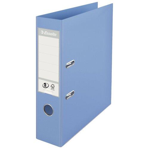 Купить Esselte Папка-регистратор No.1 Power Solea А4, полипропилен, 75 мм голубой, Файлы и папки