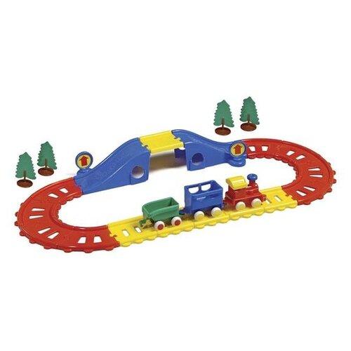 """Viking Toys Игровой набор """"Железная дорога"""", 45573"""