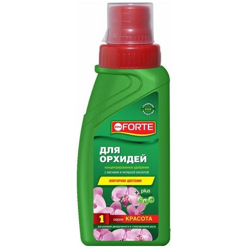 Фото - Удобрение BONA FORTE для орхидей, серия Красота, 0.285 л субстрат bona forte для орхидей 1l bf29010191