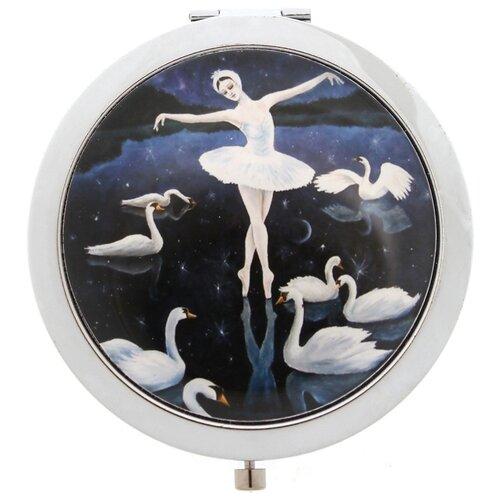 Купить Карманное зеркальце TINA BOLOTINA Лебединое Озеро