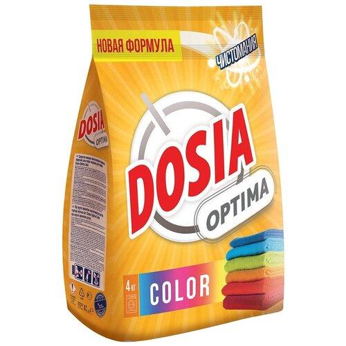 Стиральный порошок Dosia Optima Color, 4 кг недорого