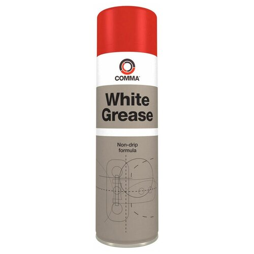 Смазка Comma White Grease 0.5 л