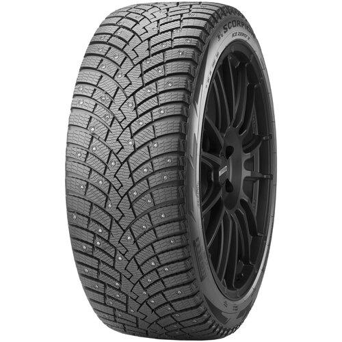 Автомобильная шина Pirelli Scorpion Ice Zero 2 285/45 R21 113H RunFlat зимняя шипованная 21 285 45 технология runflat 113 210 км/ч 1150 кг H (до 210 км/ч) H