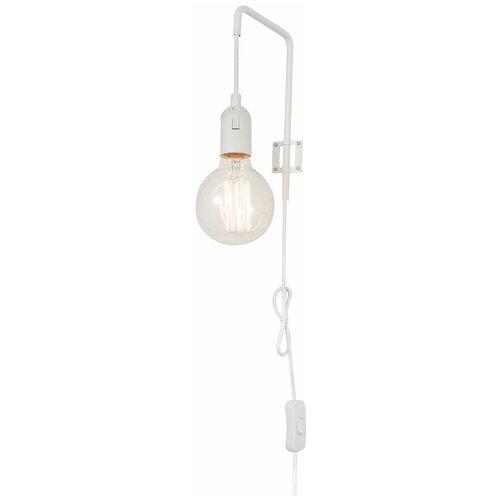 Фото - Бра Lussole Tanaina LSP-8041, с выключателем, 40 Вт светильник lussole tanaina lsp 8034 e27 40 вт