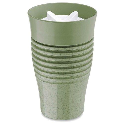 Термокружка Koziol Safe to Go, Organic, 0.4 л зеленый