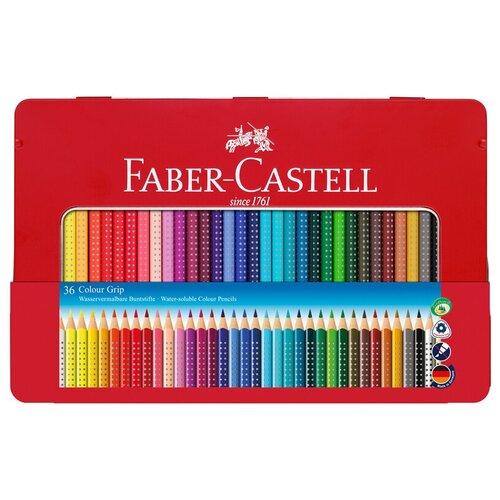 Faber-Castell Цветные карандаши Grip 2001 36 цветов (112435)