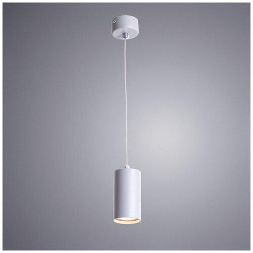 Фото - Arte Lamp Canopus A1516SP-1GY, 35 Вт светильник подвесной canopus a1516sp 1gy