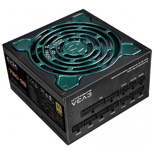Блок питания EVGA G5 750W (220-G5-0750-X2)