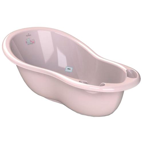 Купить Ванна Kidwick Шатл (с термометром, розовый/темно-розовый), Ванночки