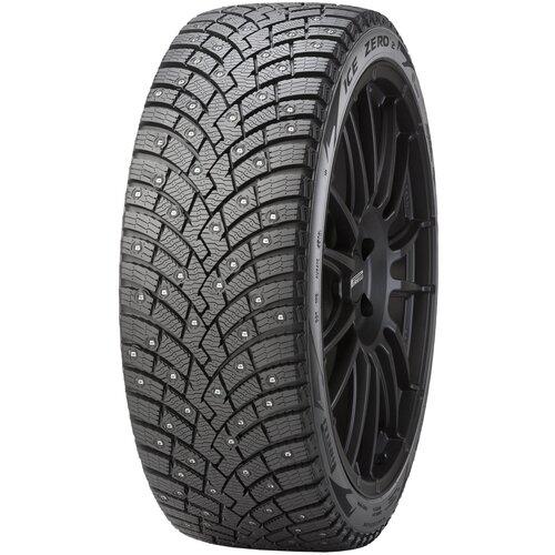 Автомобильная шина Pirelli Ice Zero 2 275/40 R19 105T RunFlat зимняя шипованная 19 275 40 технология runflat 105 190 км/ч 925 кг T (до 190 км/ч) T