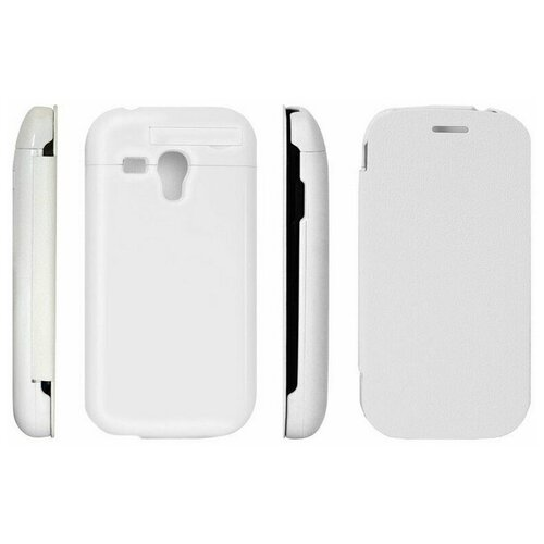 Чехол-аккумулятор для Samsung Galaxy S3 mini Exeq HelpinG-SF02 (белый)