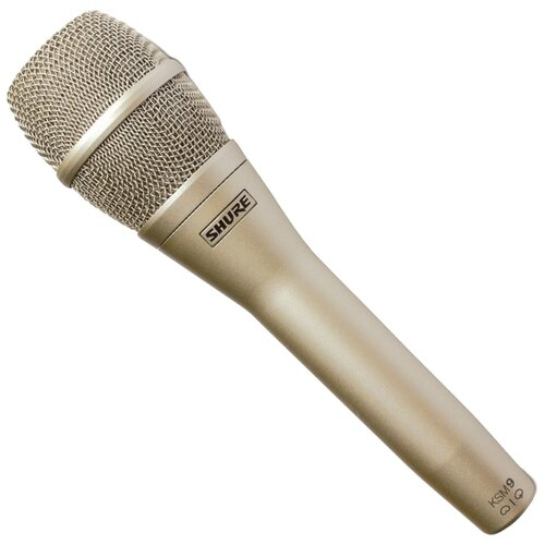Микрофон Shure KSM9, шампань