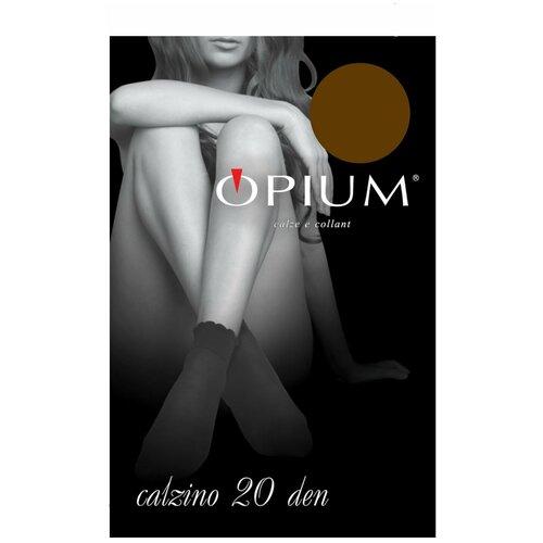 Носки женские Calzino 20 bronzo (one size) 1пара