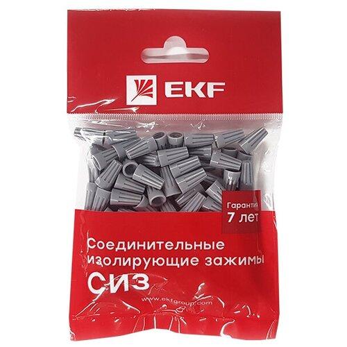 Зажим СИЗ EKF СИЗ-1, 100 шт.