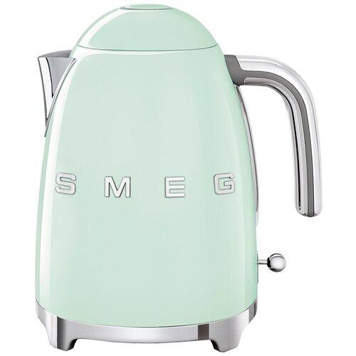 Фото - Чайник Smeg KLF03, зеленый чайник smeg klf04 зеленый