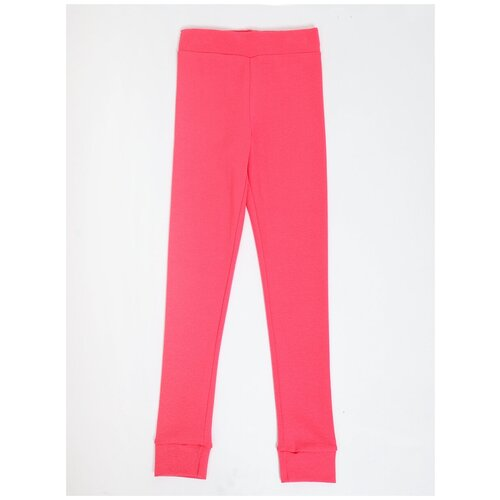 Спортивные брюки M&D размер 134, розовый