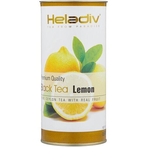 чай черный heladiv premium quality black tea lemon 100 г Чай черный Heladiv Premium Quality Black Tea Lemon, 100 г