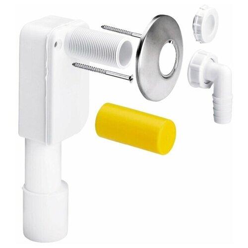 Встраиваемый сифон для стиральной машины, для посудомоечной машины viega 5635.7 452 452
