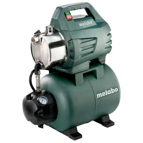 Насосная станция Metabo HWW 3500/25 Inox (900 Вт) насосная станция metabo hww3500 25inox 900вт 600969000