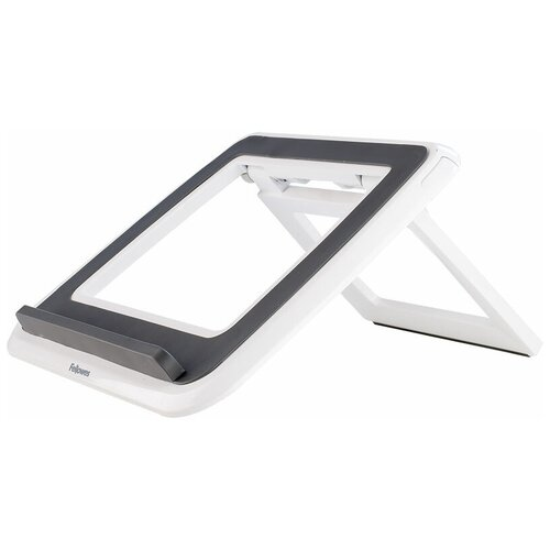 Подставка для ноутбука Fellowes I-Spire Series FS-82101 серый/белый