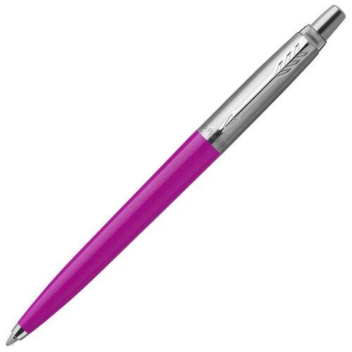 PARKER шариковая ручка Jotter Originals Plastic K60 M, 2075996, синий цвет чернил parker шариковая ручка jotter originals plastic k60 m 2076054 синий цвет чернил