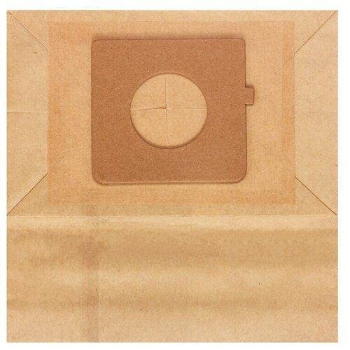 Мешки-пылесборники Ozone бумажные 5 шт для пылесоса SOLAC A602 (P-07-M0213)