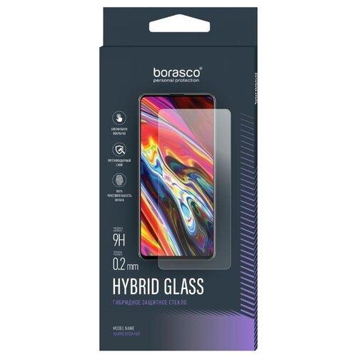 Фото - Защитное стекло Hybrid Glass для Huawei MatePad/ Honor Pad V6 10,4 39231 BORASCO защитное стекло для экрана borasco hybrid glass для bq magic гибридная 1 шт [40029]