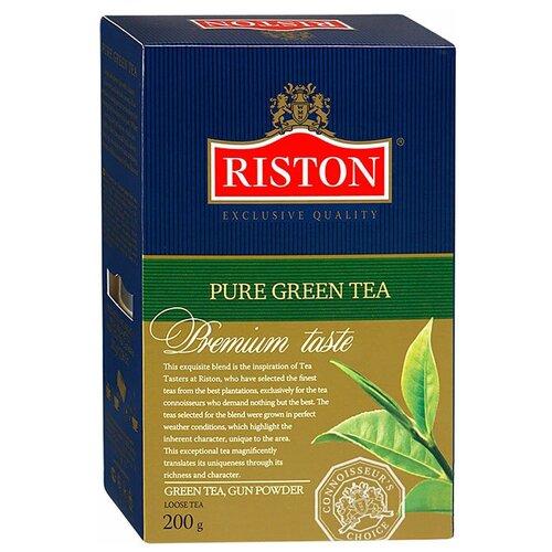 Чай зеленый Riston Pure green, 200 г