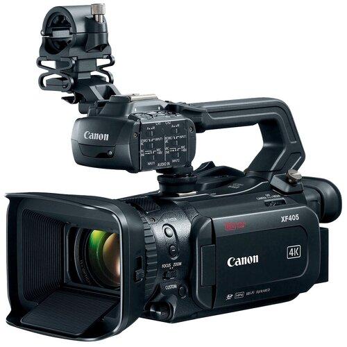 Фото - Видеокамера Canon XF405 черный видеокамера