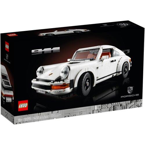 Фото - Конструктор LEGO Creator 10295 Porsche 911 lego creator городской магазин игрушек 31105