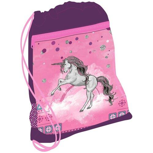 Мешок для обуви Belmil Pinky Unicorn мешок для обуви belmil robot