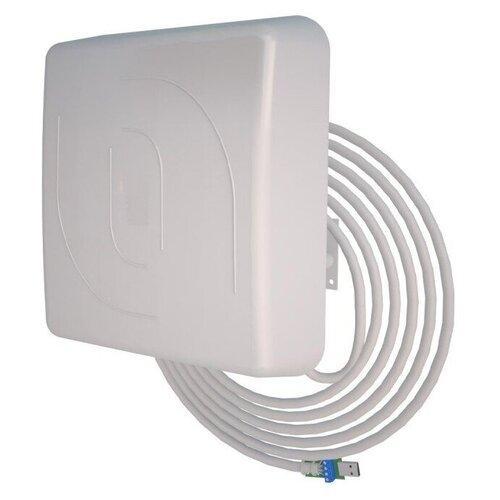 3G/4G/LTE антенна Fetras 2343 FLAT XM MIMO с герметичным боксом для USB-модема