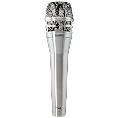 Микрофон Shure KSM8, серебристый
