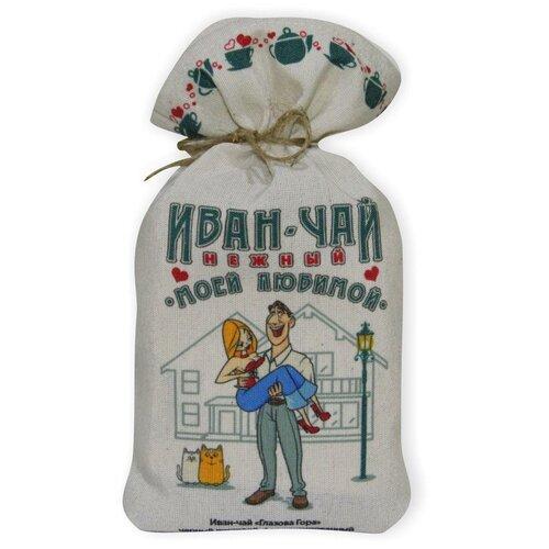 Чай травяной Глазова гора Иван-чай Нежный. Моей любимой, 100 г