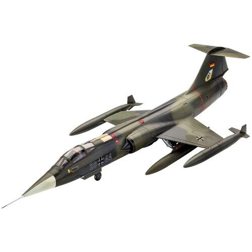 Купить Сборная модель Revell Lockheed Martin F-104G Starfighter (03904) 1:72, Сборные модели