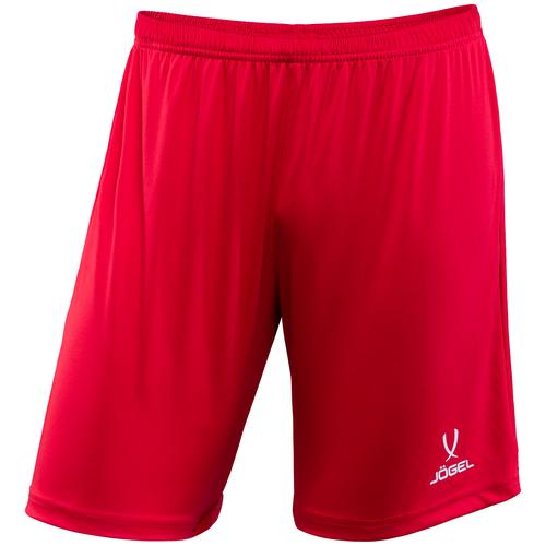 Шорты Jogel размер YXXS, красный/белый