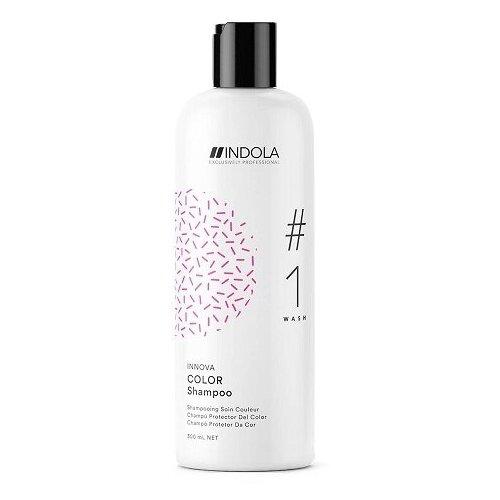 Фото - Шампунь Indola Innova Care Color Shampoo Шампунь для окрашенных волос 300 мл. шампунь для восстановления поврежденных волос indola innova repair shampoo 300 мл
