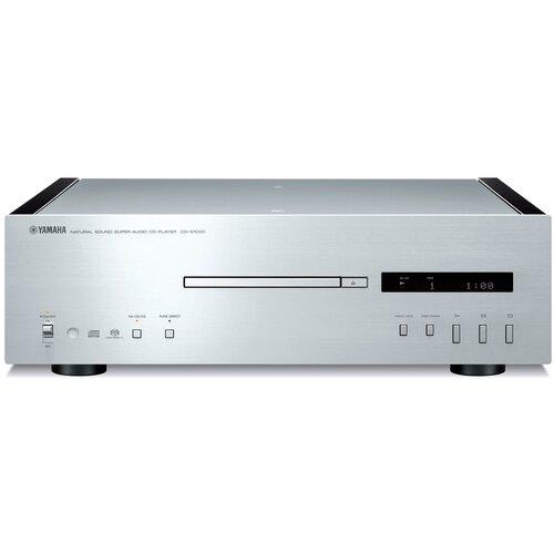 CD-проигрыватель YAMAHA CD-S1000 silver/piano black