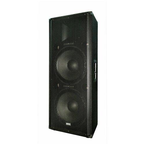 Напольная акустическая система NORDFOLK NF2215A mkII черный
