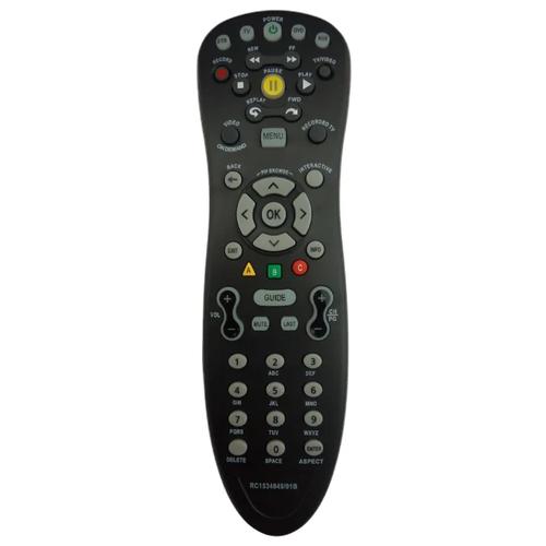 Фото - Пульт ДУ Huayu для цифровой приставки Motorola (Билайн) MXv3 RC1534849 черный игровые приставки