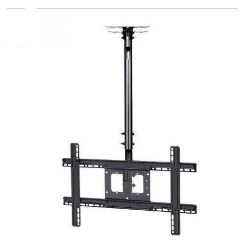 Фото - Кронштейн Onkron N1L (до 68 кг) Black кронштейн потолочный onkron n1l vesa 100 600 до 68 2кг черн для телевизора