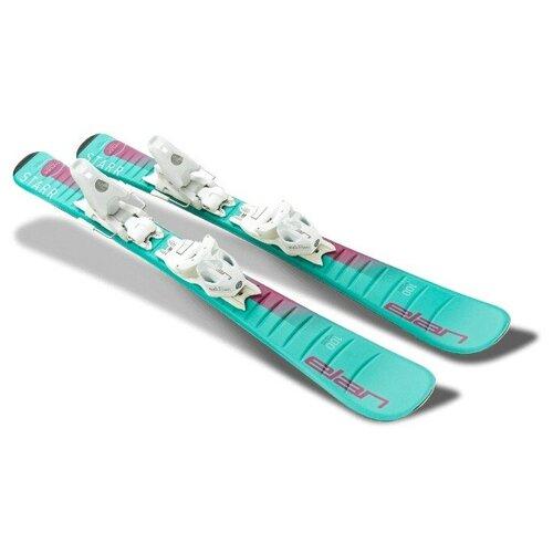 Горные лыжи детские с креплениями Elan Starr QS (20/21), 80 см